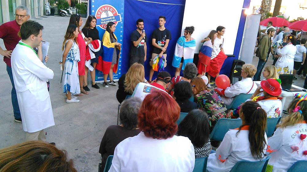 volontariato in piazza 2017
