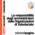 La responsabilità degli ammministratori delle Organizzazioni di Volontariato
