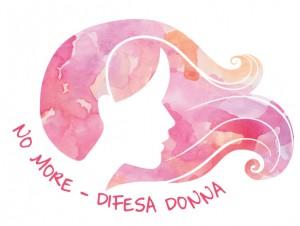 logo No More - Difesa della Donna