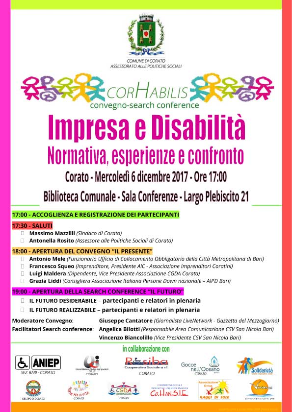 impresa e disabilità