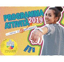 banner Programma Attivita CSVSN 2019