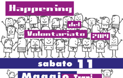 banner Happening del Volontariato 2019