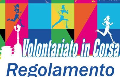 Regolamento Volontariato in Corsa