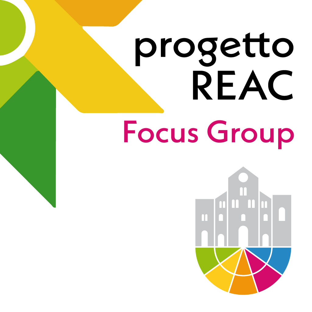 banner Focus Group progetto REAC CSVSN