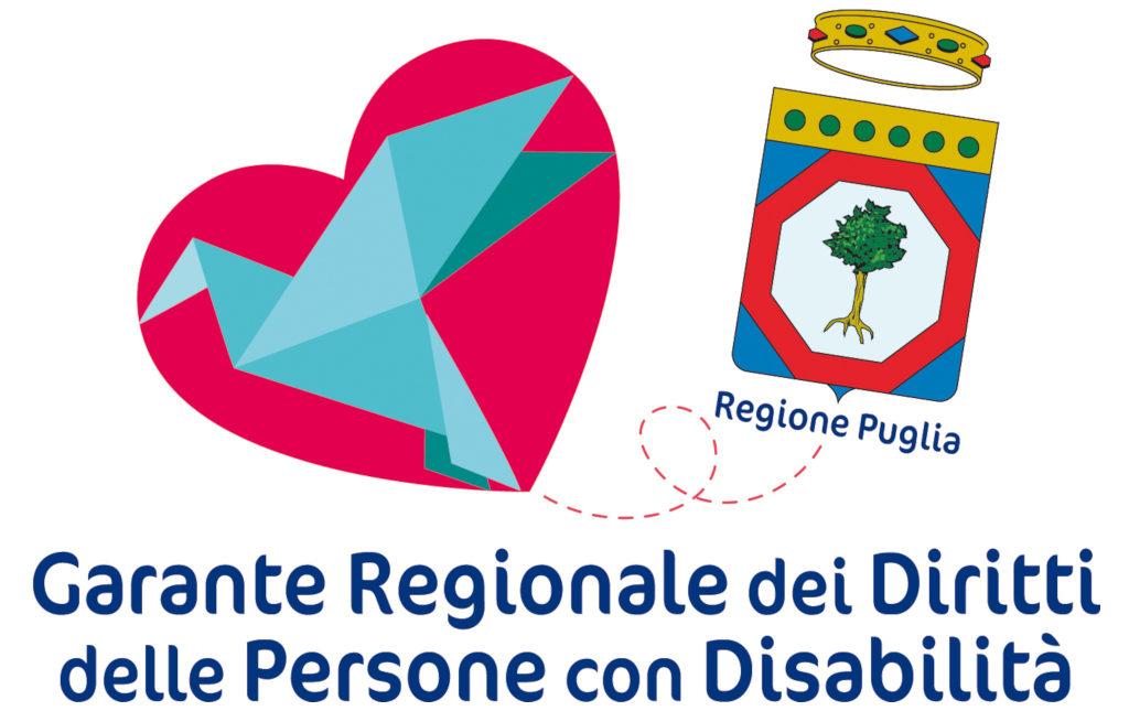 logo Garante regionale dei diritti delle persone con disabilità