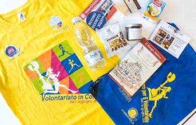 Sacco Gara ufficiale Volontariato in Corsa