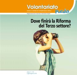 CSVPuglianet Volontariato Puglia anno 4 n 19 luglio agosto 2019