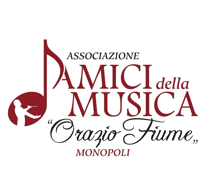 logo Associazione Amici della Musica Orazio Fiume