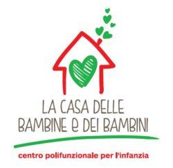 logo Centro Polifunzionale La Casa delle Bambine e dei Bambini