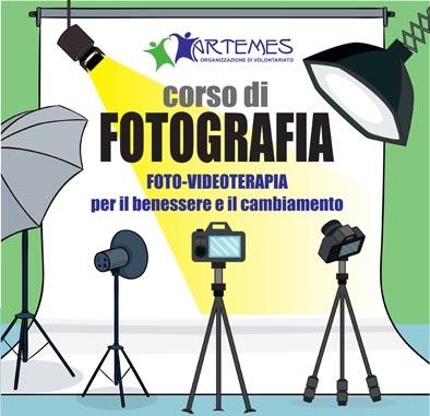 Foto-videoterapia per il benessere e il cambiamento ARTEMES prog CSVSN