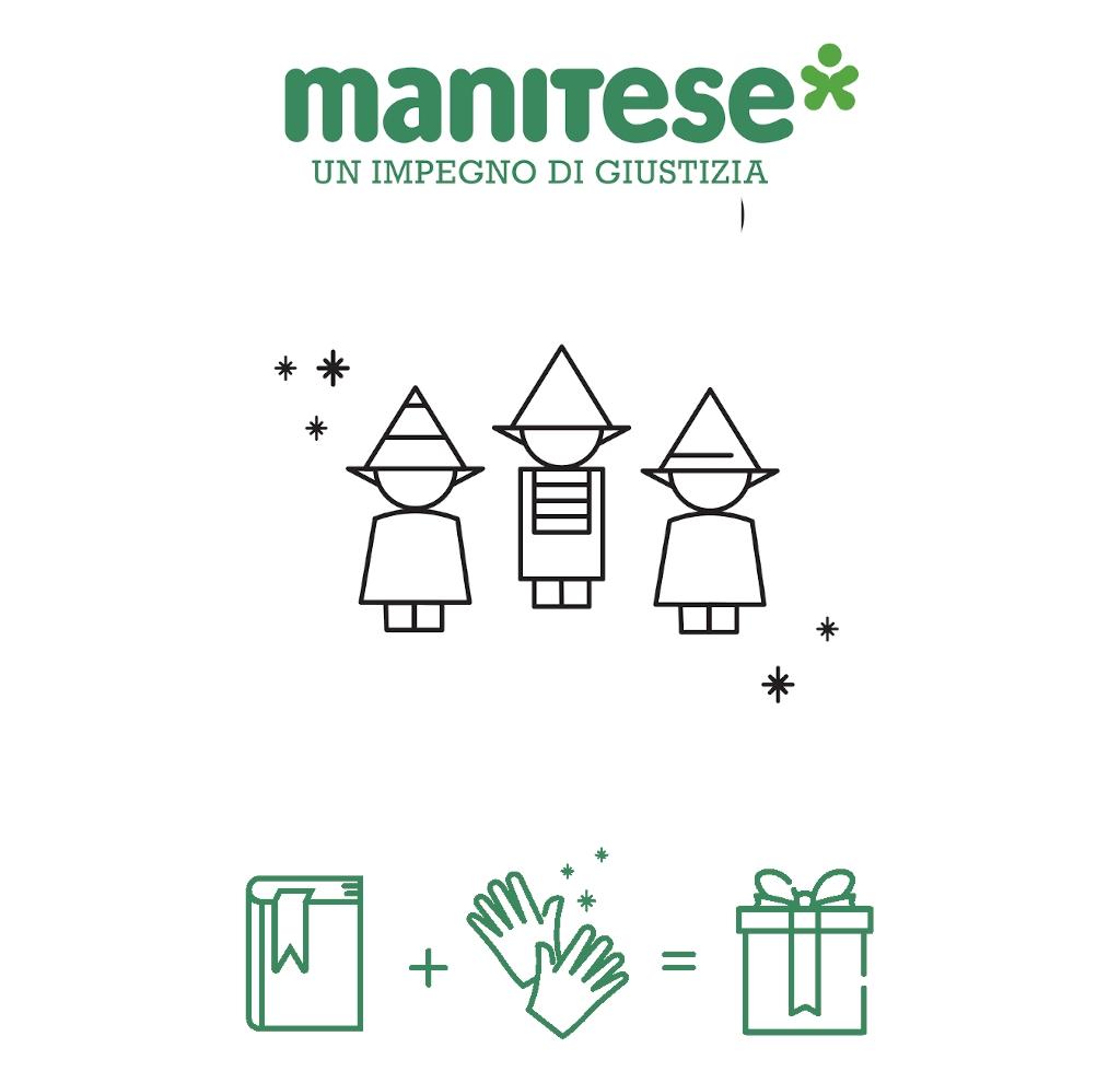 banner Mani Tese cerca volontari 2019