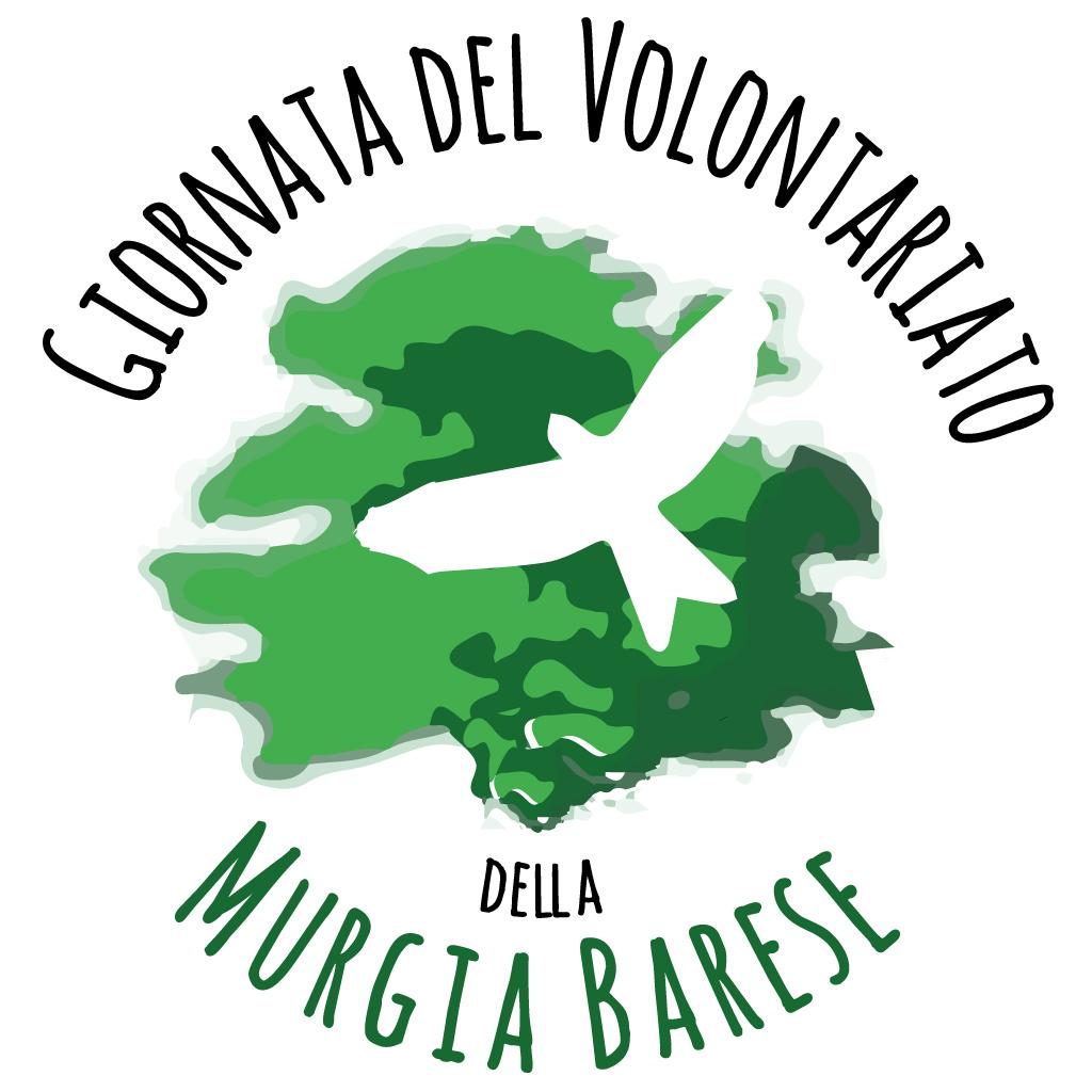 logo Giornata del Volontariato della Murgia Barese