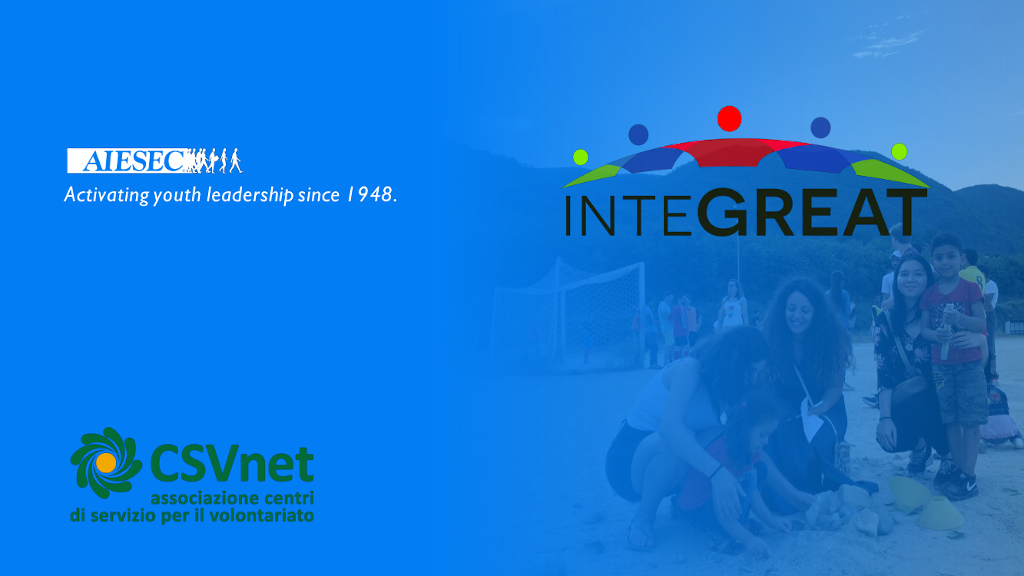 AIESEC & CSVnet - InteGreat
