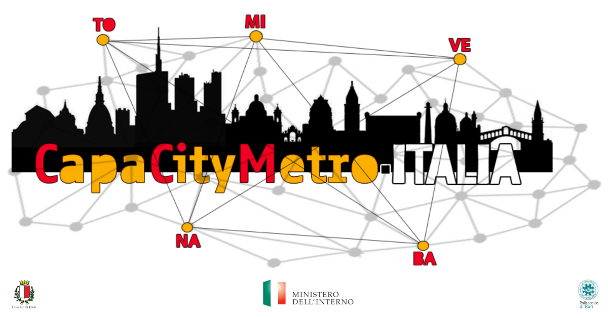 CapaCityMetro Bari 2019