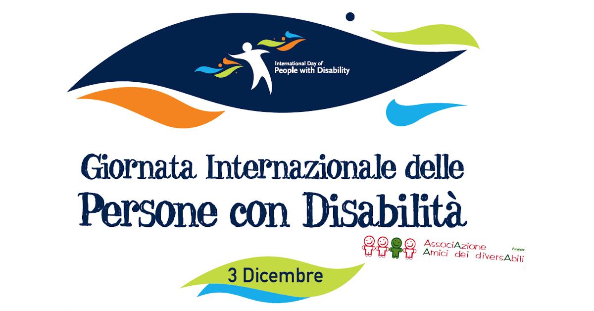 Giornata Internazionale delle persone con disabilità - Associazione Amici dei diversAbili Putignano