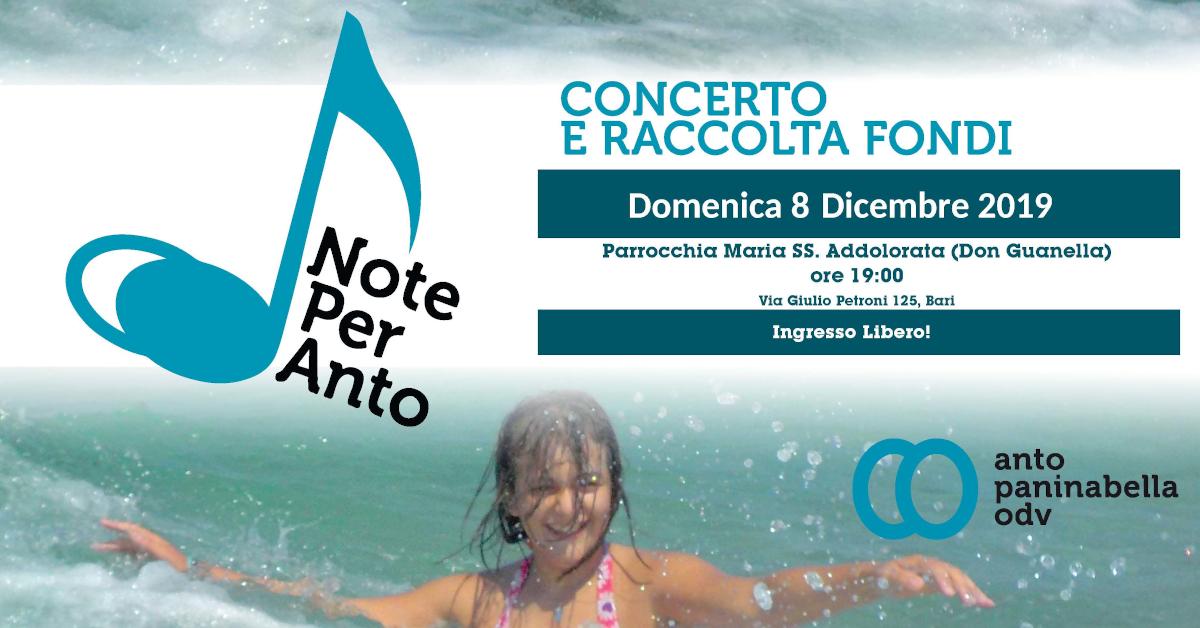 Note per Anto 2019 - Anto Paninabella -
