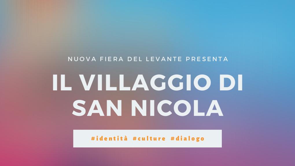 depliant Il villaggio di san nicola 2019