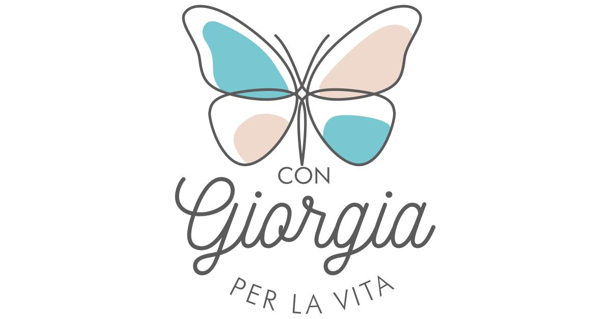 logo Con Giorgia per la Vita