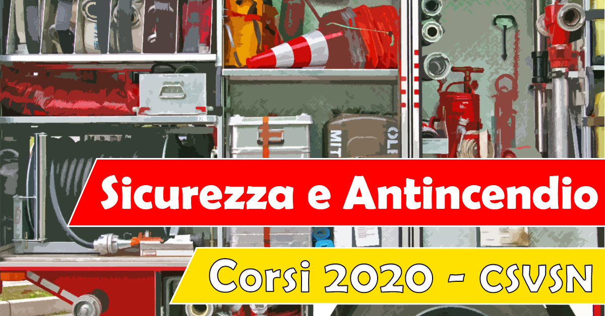 Sicurezza e Antincendio 2020