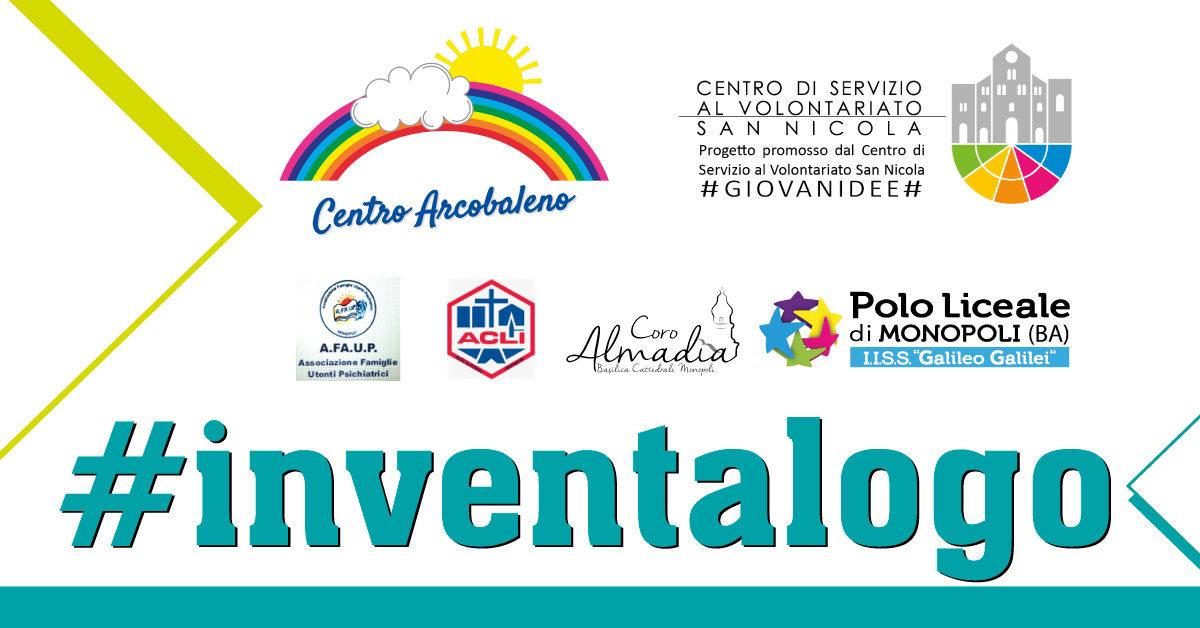 banner #INVENTALOGO - TeatroVerso dell'Arcadìa #GIOVANIDEE-