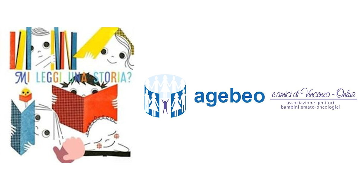 Banner Fiabe in corsia a distanza - Agebeo e Amici di Vincenzo