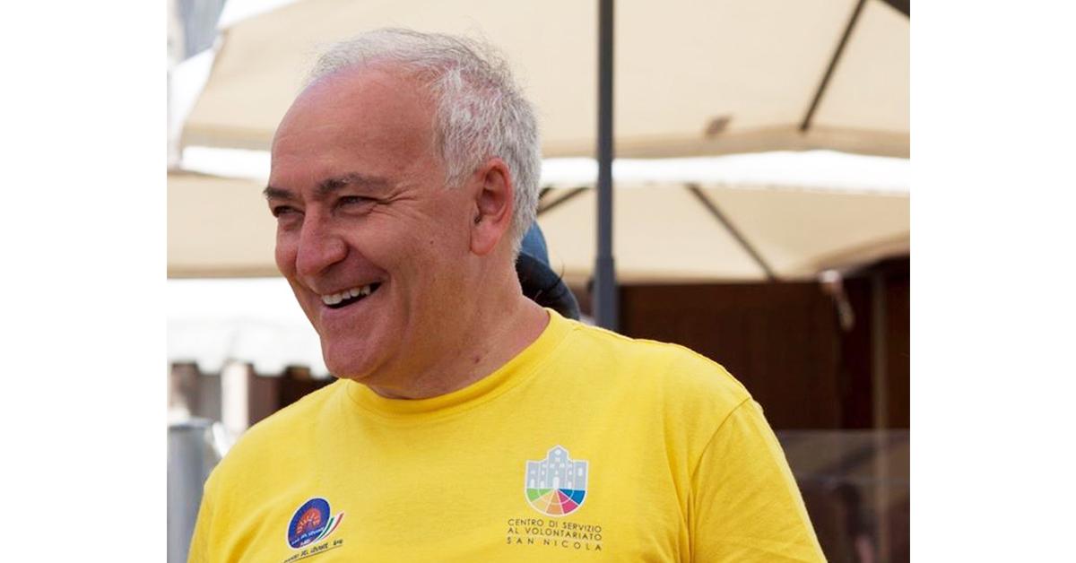 Giuseppe Tulipani - Garante Regionale dei Diritti delle Persone con Disabilità e fondatore dell'Associazione Angeli della Vita