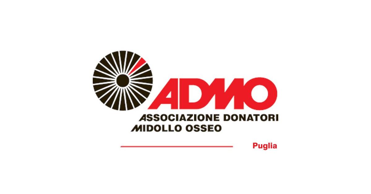 Banner logo ADMO Puglia
