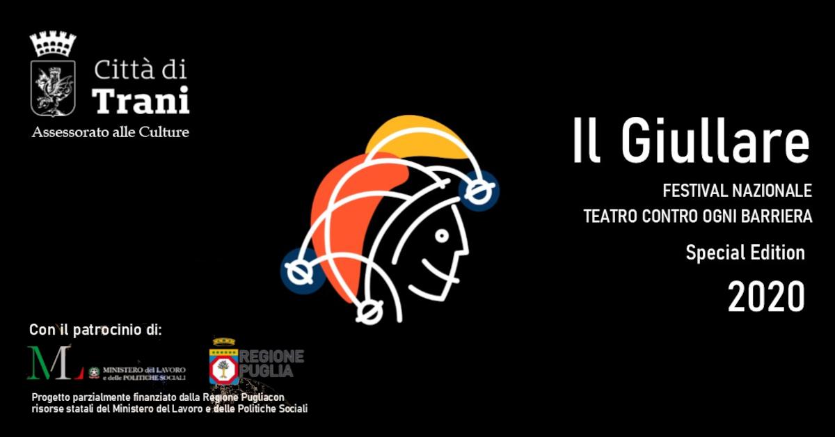 Banner Festival Il Giullare Special §Edition 2020