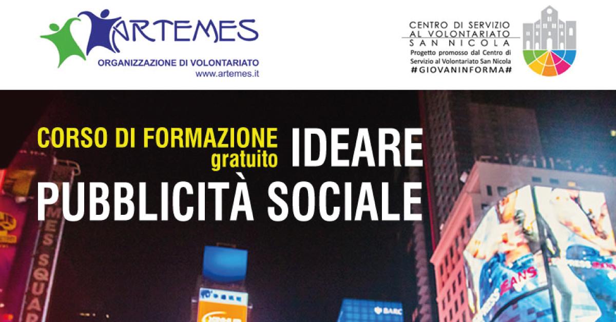 Banner-Ideare-Pubblicita-Sociale-ARTEMES-OdV-CSV-San-Nicola-#GIOVNAINFORMA