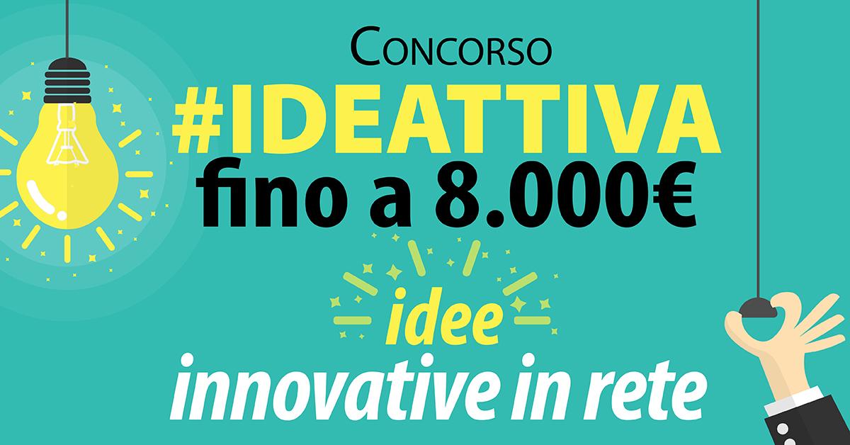 Banner Concorso #IDEATTIVA 2021 CSVSN