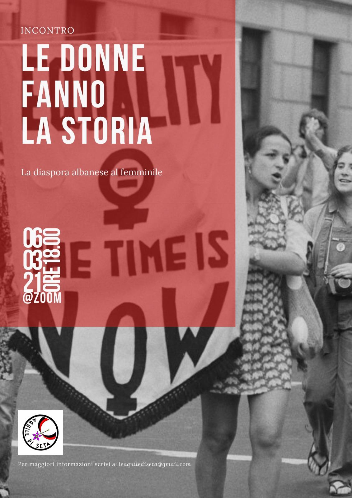 Locandina-Le-donne-fanno-la-Storia.-La-Diaspora-albanese-al-femminile-2021-Le-Aquile-di-Seta