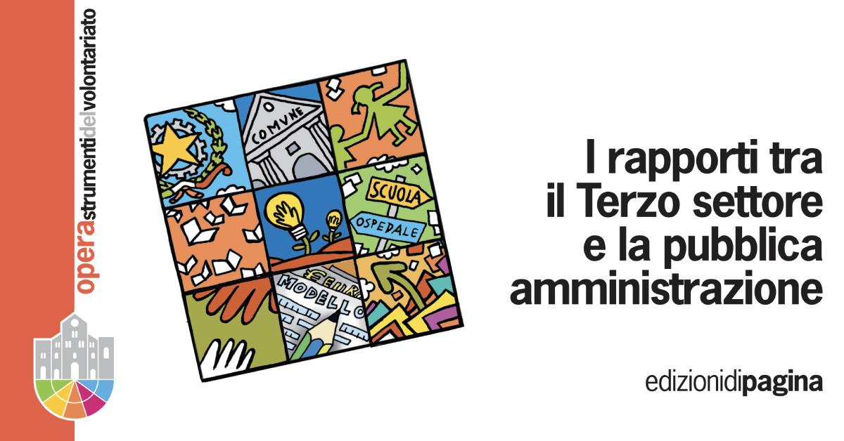 Banner-Opera-30-I-rapporti-tra-il-Terzo-settore-e-la-pubblica-amministrazione-2021-Roberto-D'Addabbo-Opera-30-CSV-San-Nicola