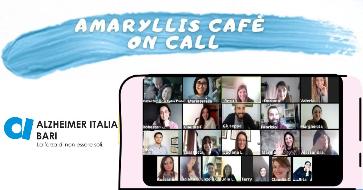 Banner-Amaryllis-Cafè-On-Call-Alzheimer-Bari-2021