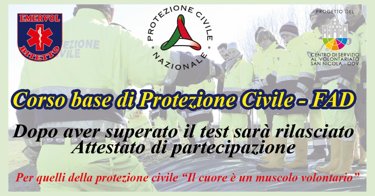 Banner-Corso-base-di-Protezione-Civile-CSV-San-Nicola-Emervol-Bitetto-Formazione-indiretta