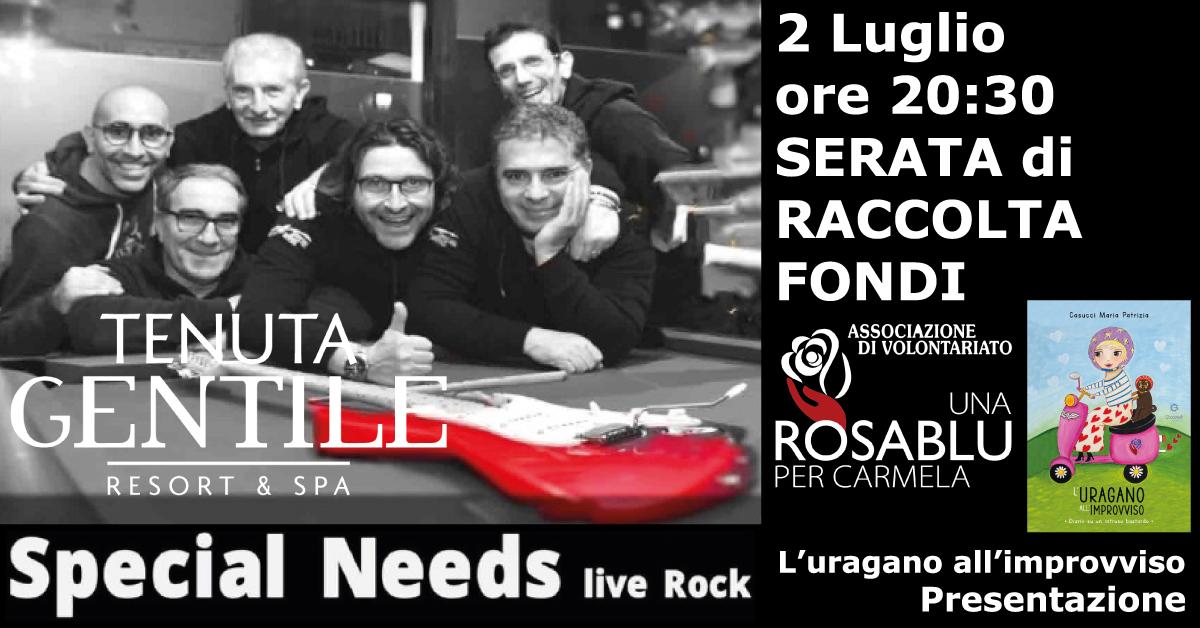 Banner-Food-drink-and-musica-Solidarietà-in-musica-Una-rosa-blu-per-Carmela