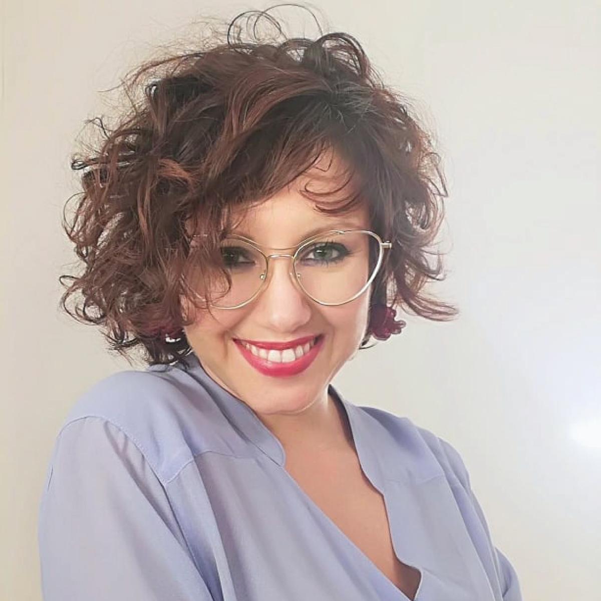 Stefania Curci, psicologa, psicoterapeuta e make-up artist Belle da vivere #IDEATTIVA