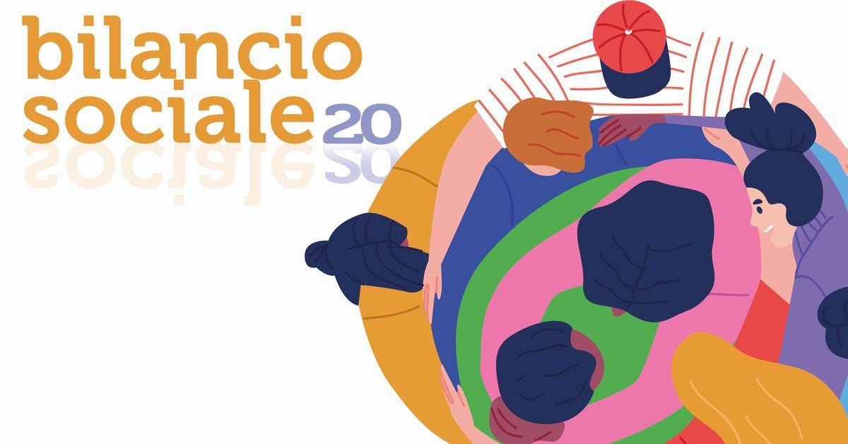 Banner Bilancio sociale 2020 CSV San Nicola