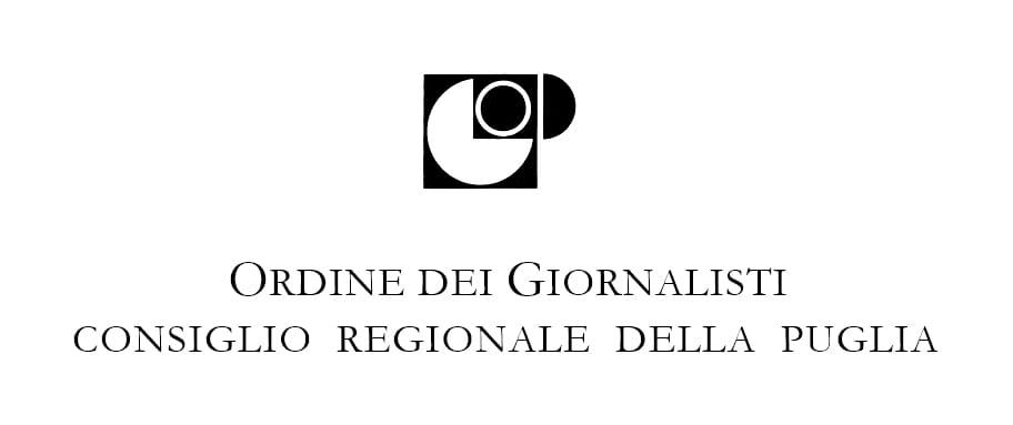 logo Ordine dei Giornalisti Consiglio Regionale della Puglia